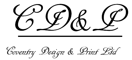 Coventry Design and Print Limited Logo